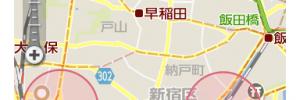 TONE(ツタヤ)スマホ 子ども・お年寄りの居場所把握・安全管理の精度は?~GPS機能~